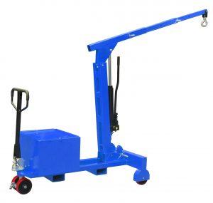 LH075J electric workshop crane